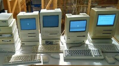 Apple Classic Macintosh systems