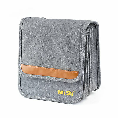 NiSi Caddy 150mm Filter Pouch Pro for 7 Filters and S5 Filter Holder (Holds 7...