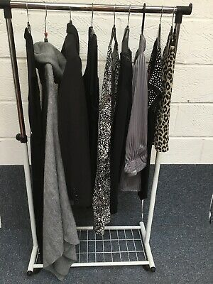 Small Bundle of Ladies Winter Clothing Size UK16  (9 items)