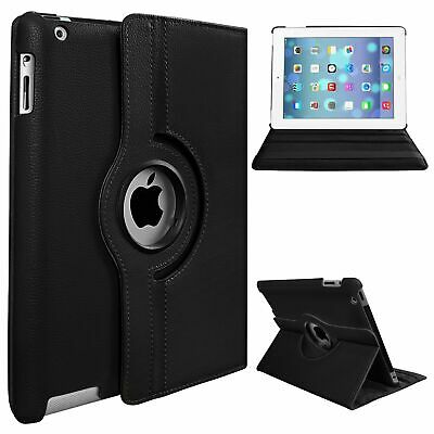 New Smart Stand Leather Magnetic Case Cover For Apple iPad 9.7 Air 3 2 2019 5th