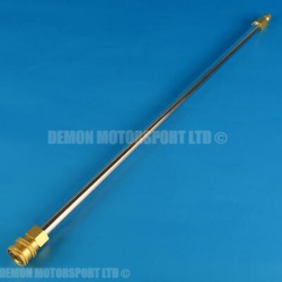 Pressure Washer Extension Lance (Pick Length) 1/4 BSP 11.6mm Quick Release