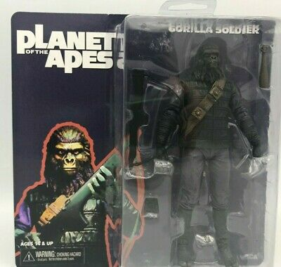 """GORILLA SOLDIER PLANET OF THE APES FIGURE New Neca 7"""""""
