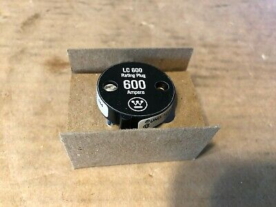 Westinghouse, 600 Amp Rating Plug, 6LC600