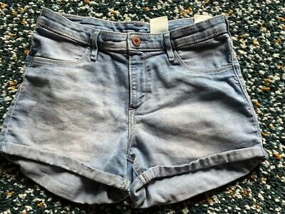 Denim Kids Girls Short Shorts Pants Trousers Bottoms size 12-13 years  (158 cm)