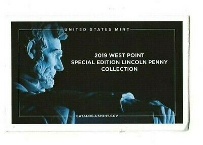 2019 w reverse proof Lincoln cent in original mint packaging *