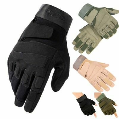Tactical Gloves Men's Military Army Combat Special Forces CS Patrol Work Driving