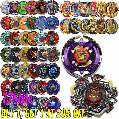 77 Styles Series For Beyblade Arena Metal Blade Bey God Bayblade Blast Toy Gift