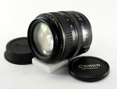 【AS-IS】 Canon EF 28-105mm f/3.5-4.5 II  USM Lens from Japan!