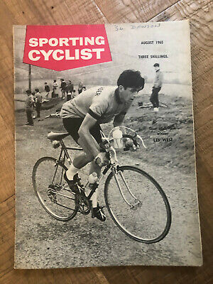 Sporting Cyclist Magazine / August 1965