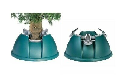 Heavy Duty Christmas Tree Stand Holder Base For Tree Up To 2.3m Water Reservoir