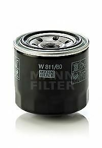 Oil Filter W811/80 Mann 3252742 5012574 5021023 15400POH305 8942019423 Quality