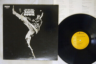 DAVID BOWIE MAN WHO SOLD THE WORLD RCA PG-110 Japan VINYL LP