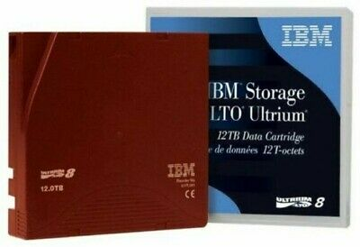 Ibm Lto8 Ultrium 12.0Tb / 30.0Tb Rw Data Cartridge (01Pl041)