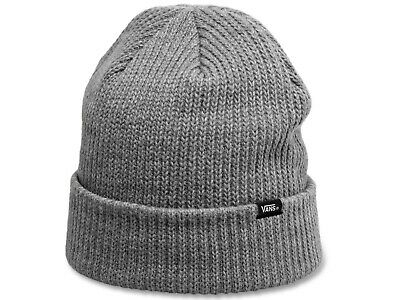 VANS CORE BASICS Beanie Mütze Heather Grey Grau