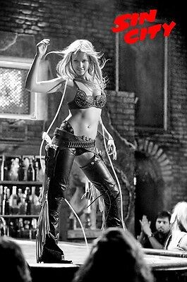 Sin City movie poster - Jessica Alba poster  - 11 x 17 inches
