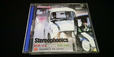 Stereophonics ‎– Pick A Part That's New CD Single CD2