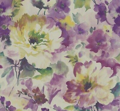 Floral Wallpaper Victorian Vintage Style Wallpaper Rose Wallpaper Purple Pink