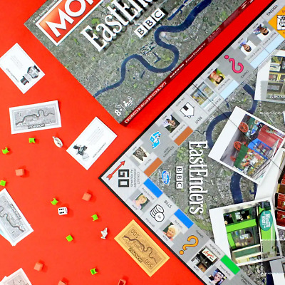 Monopoly Board Game - Eastenders Edition