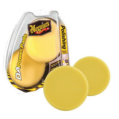 Kit tampone Meguiars DA Power System Polishing pad pack