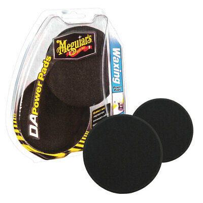 Kit tampone Meguiars DA Power System Waxing pad pack