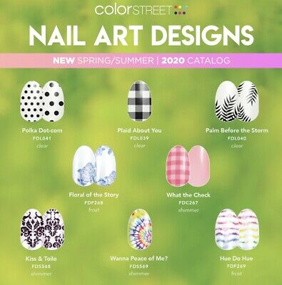 Colorstreet  Color Street Nail Strips Valentine's Day, petites and more