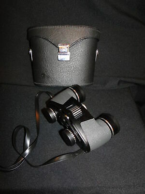 Excellent Rare Hilkinson Lincoln Wide Angle Fully Coated 10X40 Binocular