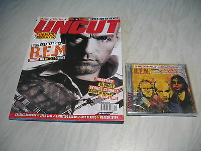 Uncut music magazine # 78 issue 78 November 2003 + cd REM