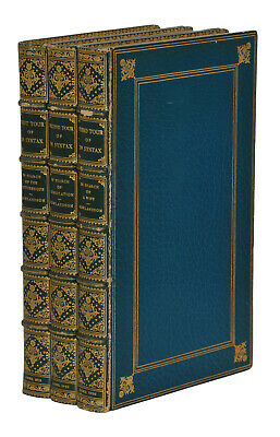 The Tour of Doctor Syntax ~ THOMAS ROWLANDSON ~ First Edition 1st 1812 1820 1821
