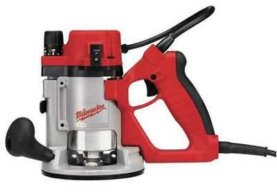 MILWAUKEE 5619-20 D-Handle Router,1-3/4 Max HP
