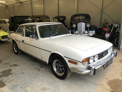 Triumph Stag,3.0 v8 automatic, hard and soft tops.