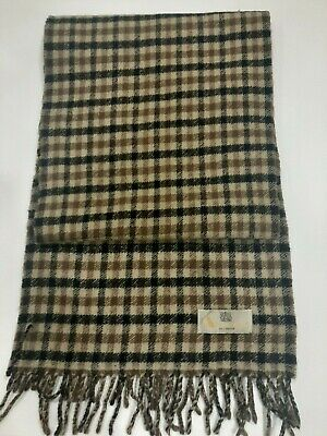 Aquascutum vintage Multi colour Scarf / Scarves Winter christmas gift