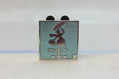 Disney DLR Hidden Mickey 2019 Pin Weathervanes Mary Poppins Chaser