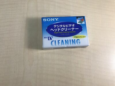 SONY DVM - 12 CLD Cleaning cassette for mini DV (dry type)