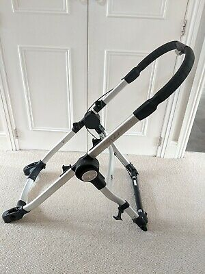 Baby Jogger City Select Sliver Chassis/Frame Replacement. Brake, Fold, Handle