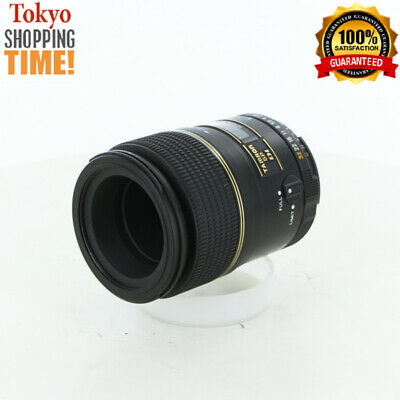 Tamron SP AF 90mm F/2.8 DI Macro 272E for Nikon Lens from Japan
