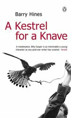 A Kestrel for a Knave by Barry Hines 9780140029529 | Brand New