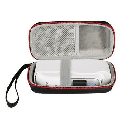 EVA Travel Carrying Bag Thermometer Hard Case For Braun ThermoScan 7 IRT6520