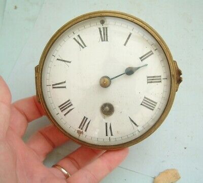 clock maker Japy Freres French clock movement ON Balance wheel escapement spares