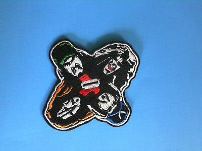 Dimebag Darrell Tribute Iron On Patch! New Pantera Damageplan BLS Metallica Ozzy