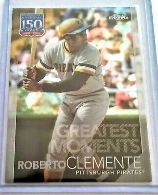 2019 Topps Chrome Update - 150 YEARS GREATEST PLAYERS REFRACTOR INSERT  YOU PICK