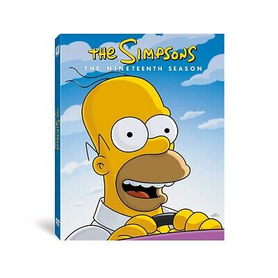 Simpsons Season 19, The DVD 2019 BRAND NEW FAST SHIPPING