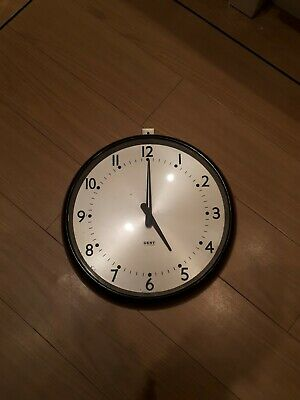 Vintage Gent Of Leicester Wall Clock