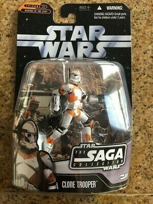 "Star Wars The Saga Collection 3.75"" Figure UTAPAU CLONE TROOPER 212th #026 ROTS!"