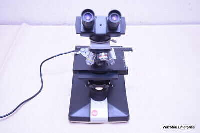 Leitz Leica Biomed Microscope 020-507.010
