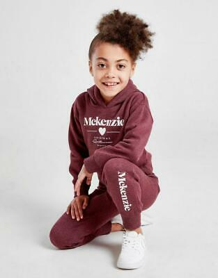 New McKenzie Kids' Mini Poppy Overhead Tracksuit