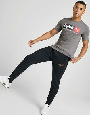 New Puma Men's Core Fleece Joggers