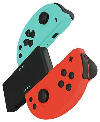 Gioteck JC-20 Nintendo Switch Controllers - Neon