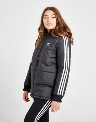 New adidas Originals Girls' Boxy Padded Jacket