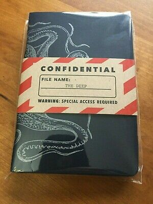 The Deep Notepads by Write Notepads & Co.; New Sealed
