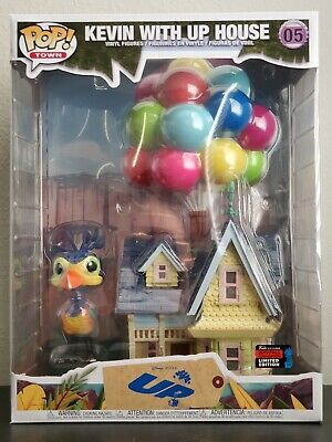 Funko Pop! Town Up! KEVIN WITH UP HOUSE NYCC 2019 Fall Convention Exclusive